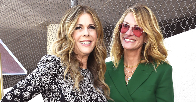 Rita Wilson Sends Birthday Wishes to 'Pretty Woman' Star Julia Roberts as She Turns 52