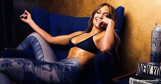 Jennifer López, de 49 años, sorprende a todos con una nueva foto de su increíble cuerpo