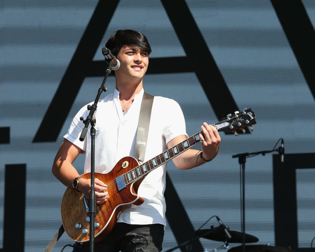 Laine Hardy performs in concert during the 2019 KAABOO Del Mar at Del Mar Race Track on September 14, 2019. | Photo: Getty Images