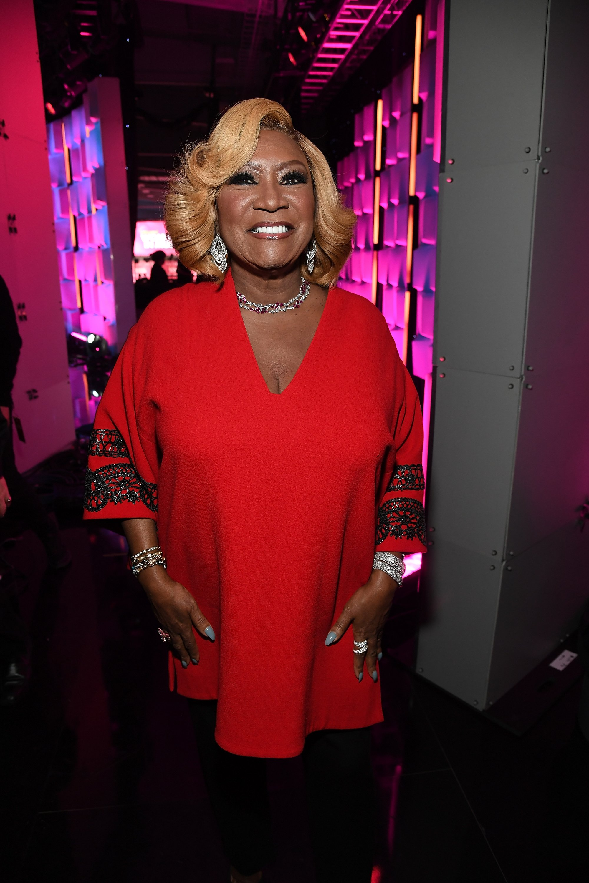 Patti LaBelle attending Billboard Women in Music 2018. | Photo: Getty Images
