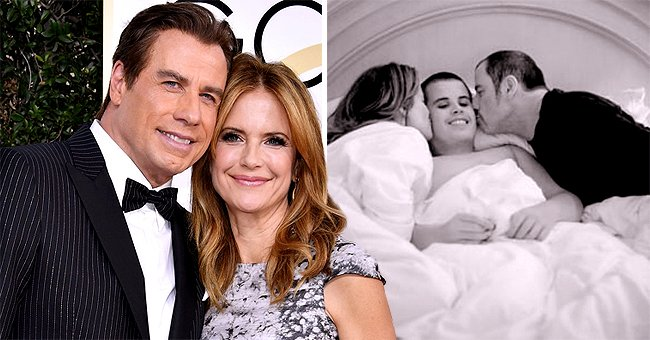 How Kelly Preston and John Travolta Healed after Son Jett Died at 16