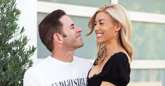 Check Out Christina Anstead's Ex Tarek El Moussa's Budding 1-Year Romance with Heather Rae Young