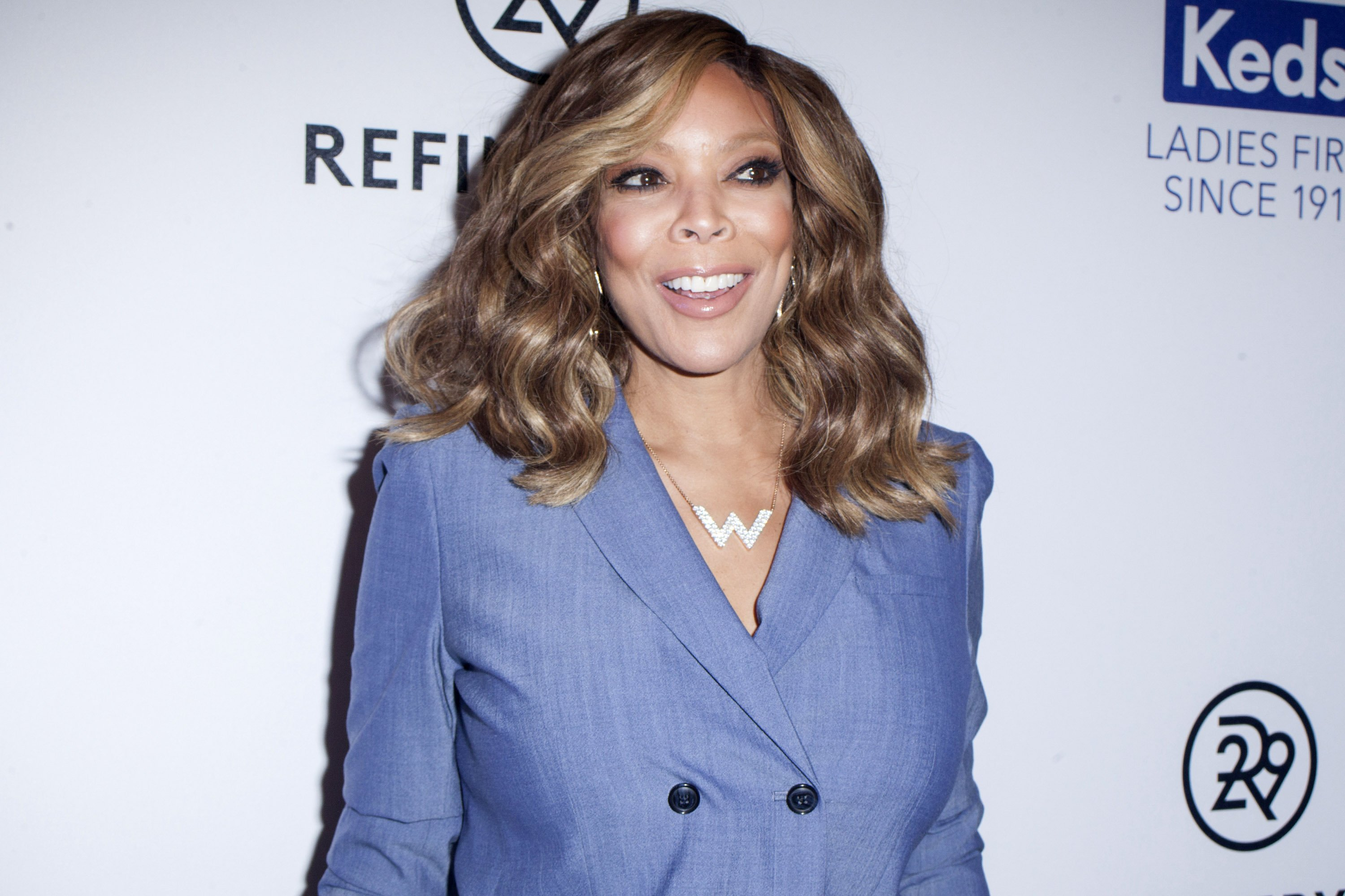 Wendy Williams attends the Keds Centennial Celebration at Center548 on February 10, 2016 in New York City. |Photo: Getty Images