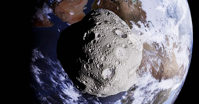 Potentially Hazardous Asteroid the Size of the Golden Gate Bridge Will Fly past Earth