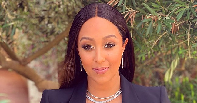 Tamera Mowry from 'The Real' Shares New Photo of Her Son Aden Amid Quarantine & Fans Love It