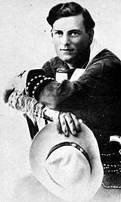 Picture portrait of Broncho Billy Anderson | Photo: Wikimedia Commons