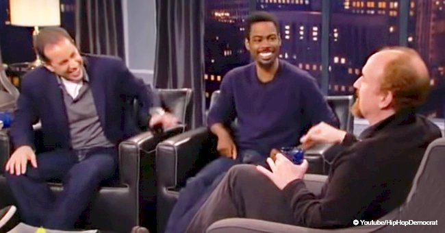 Chris Rock gets slammed for not calling out white comedians using the N-word in unearthed clip