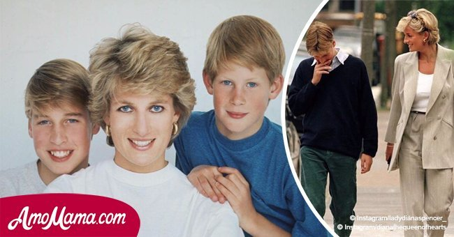 Prince William's reported words to Princess Diana after divorce from Charles is worth praise