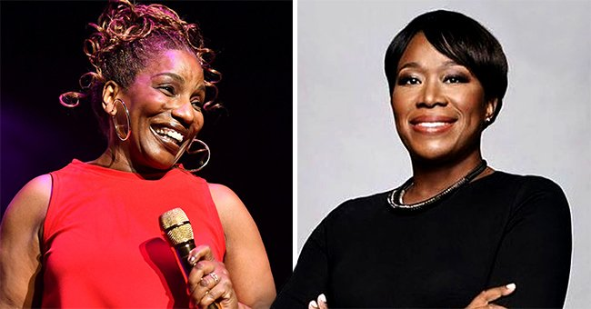 Stephanie Mills Proudly Shares Joy-Ann Reid Is Set to Have Her Own Prime Time Show