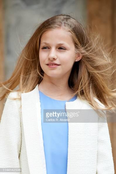 Princesa Leonor de Borbón    Fuente: Getty Images