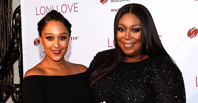 Here's What Loni Love Had to Say about Tamera Mowry's Exit from 'The Real'