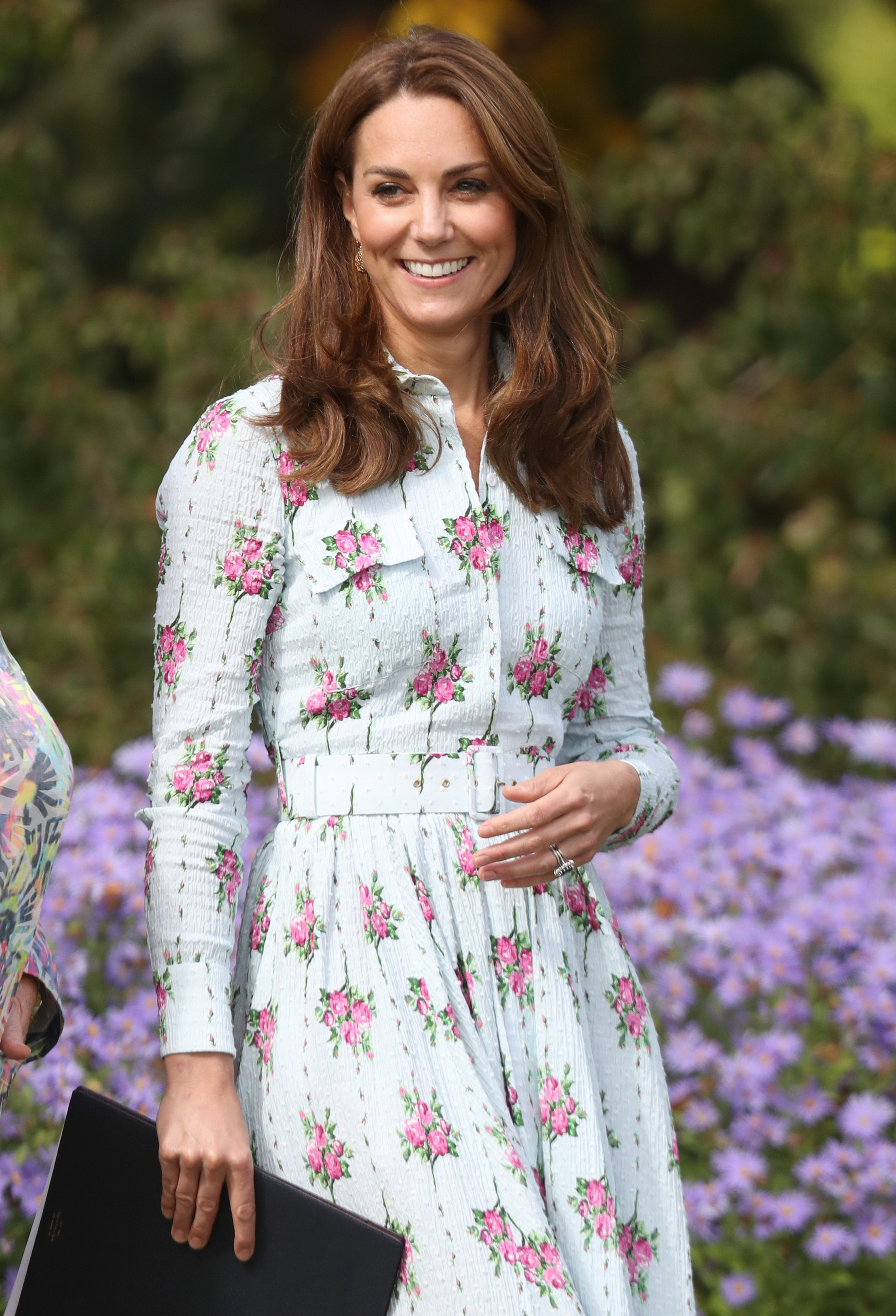 """Kate au festival """"Back to Nature"""" au RHS Garden Wisley 