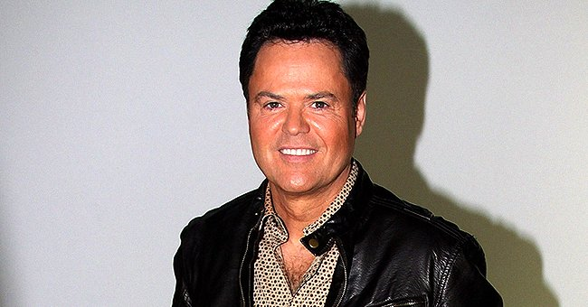 Take a Look at This Newspaper Excerpt of Donny & Debbie Osmond Welcoming Their Eldest Son Don Jr