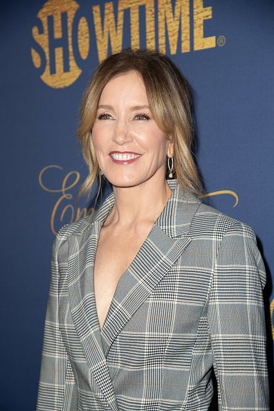 Felicity Huffman at Chateau Marmont on September 16, 2018 | Photo: Getty Images