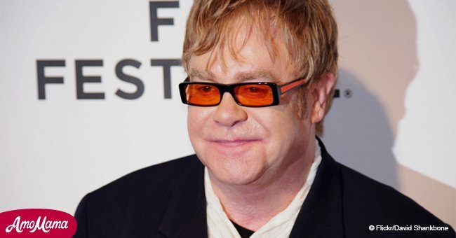Elton John: Prince Harry inherited his mother's incredible gift to make all people feel equal
