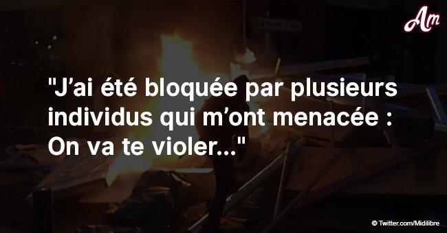 Toulouse: une journaliste sévèrement attaquée par des gilets jaunes en témoigne