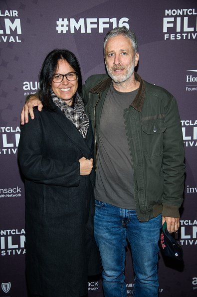 Tracey Stewart and Jon Stewart attend the Montclair Film Festival 2016 on May 7, 2016 | Photo: Getty Images