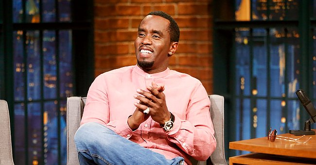 Diddy's Son Quincy Surprises Sisters D'Lila & Jessie during a Live Video — See His Sweet Gift