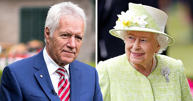 Alek Trebek Opens up about His Meeting with Queen Elizabeth II in His New Memoir
