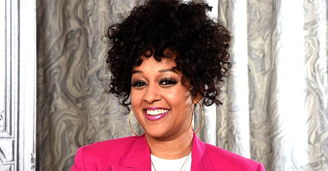 Tia Mowry Gushes about Motherhood in a Sweet New Pic of Her Kids Cree and Cairo