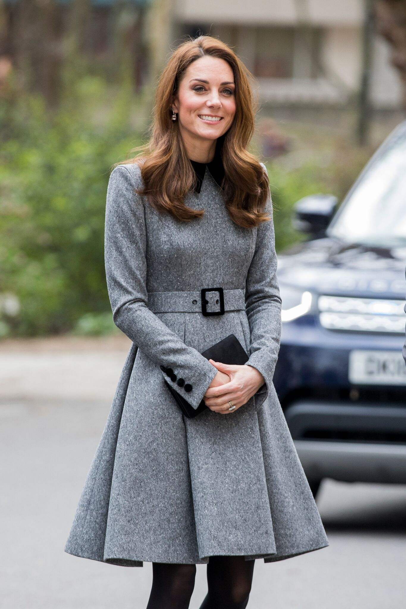 Duchess Of Cambridge visits The Foundling Museum | Getty Images