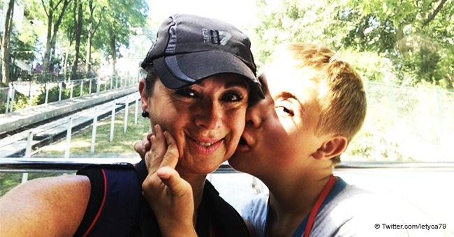 El emotivo mensaje de Lety Calderón a su hijo con Síndrome de Down por su cumpleaños número 15