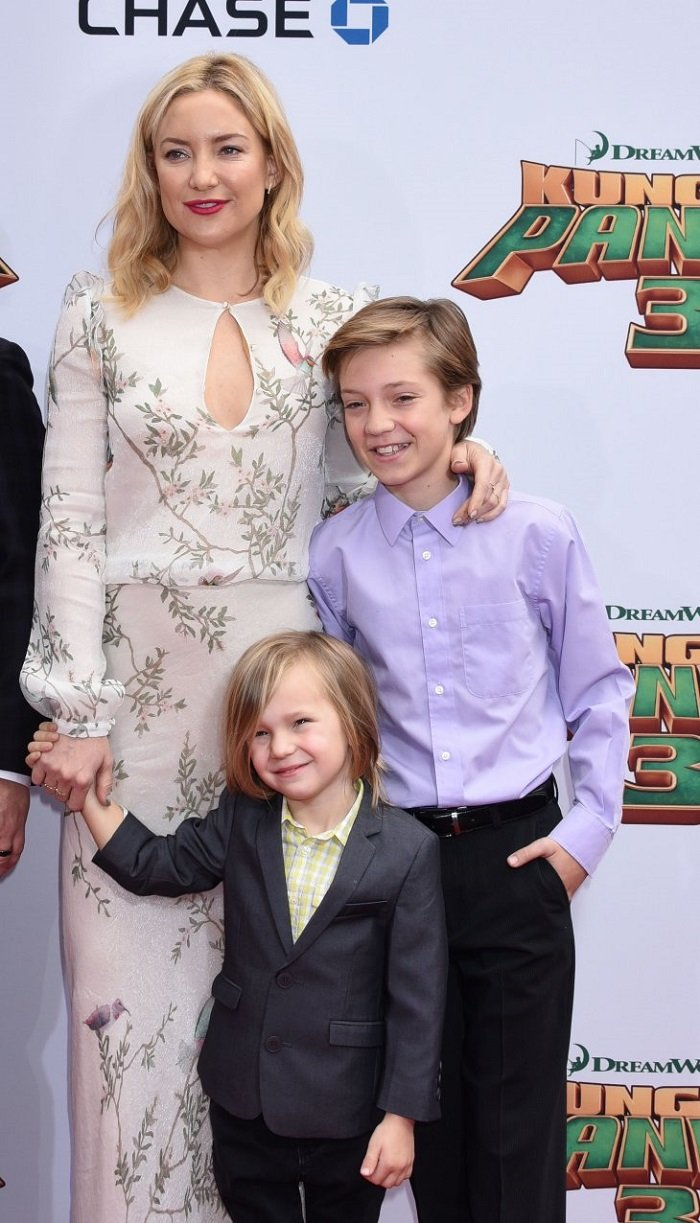 Kate Hudson and children I Images: Getty Images