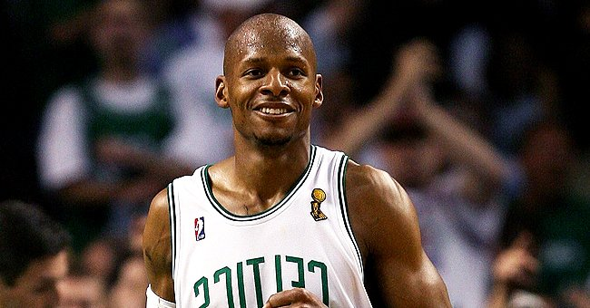 Ray Allen's Wife Shares a Charming Photo of Him with Their Four Curly-Haired Sons
