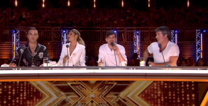 Imagen tomada de: YouTube/The X Factor UK