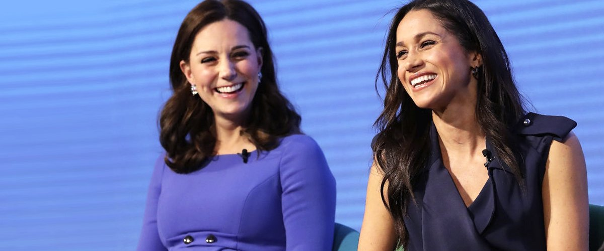 Here Is How Meghan Markle and Kate Middleton Used the Same Type of Jewelry to Honor Their Kids