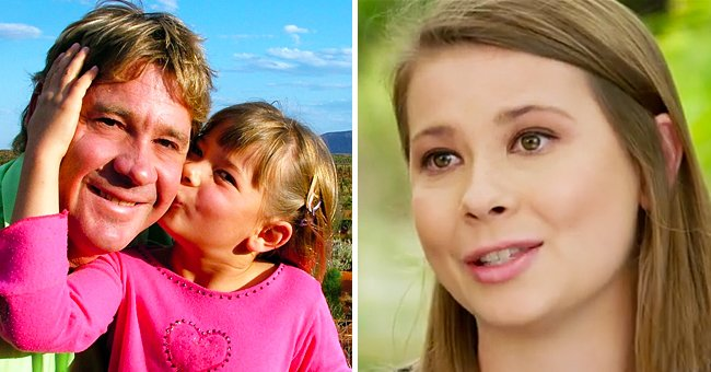 Bindi Irwin Tears up as She Talks about Dad Steve and Welcoming Her Daughter Grace without Him