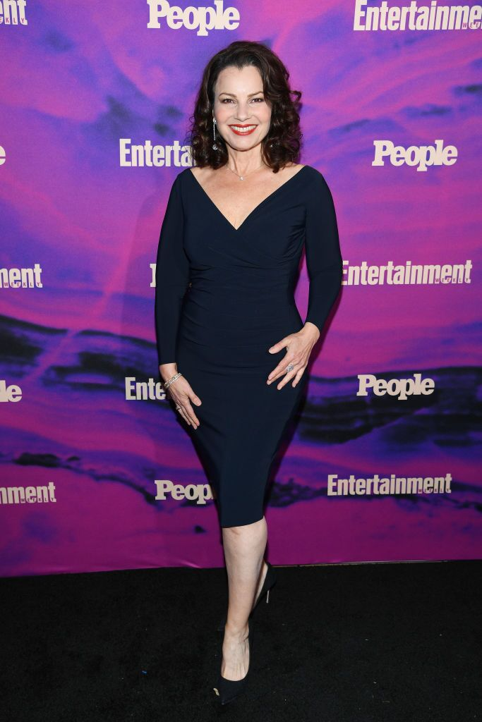 Fran Drescher of Indebted attends the Entertainment Weekly & PEOPLE New York Upfronts Party | Getty Images