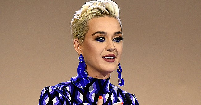 Pregnant Katy Perry Opens up about the Kind of Mother She Hopes to Be as Her Due Date Nears
