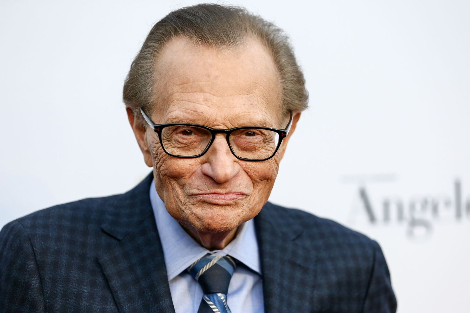 Larry King attends Larry King's 60th Broadcasting Anniversary Event at HYDE Sunset: Kitchen + Cocktails on May 1, 2017 in West Hollywood, California. | Photo: Getty Images