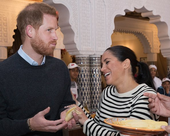 Prince Harry and Meghan Markle   Photo: Getty Images