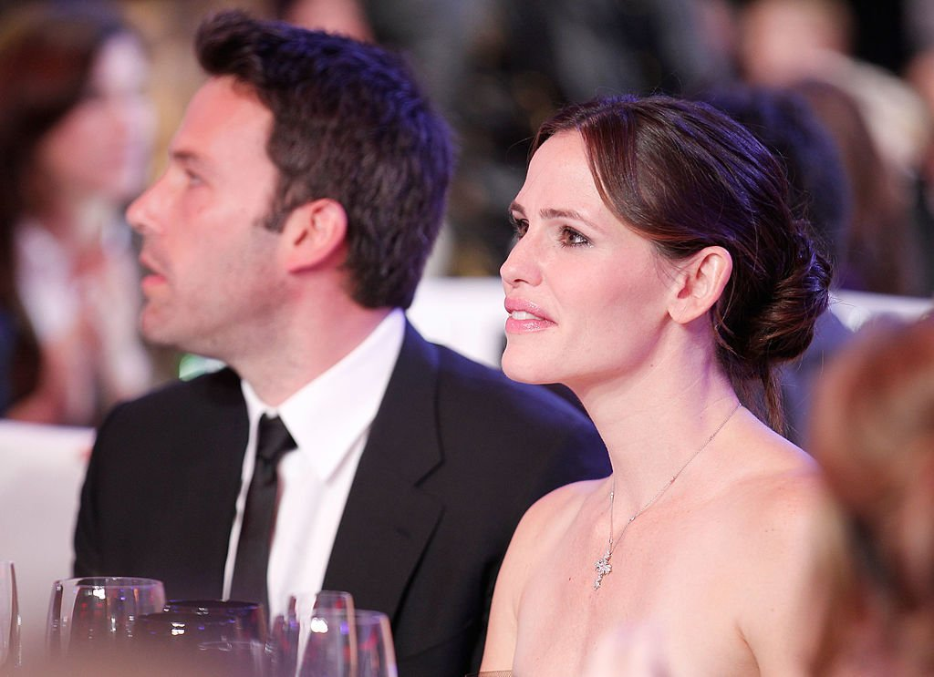 Ben Affleck and actress Jennifer Garner pose during the 16th annual Critics' Choice Movie Awards | Photo: Christopher Polk/Getty Images
