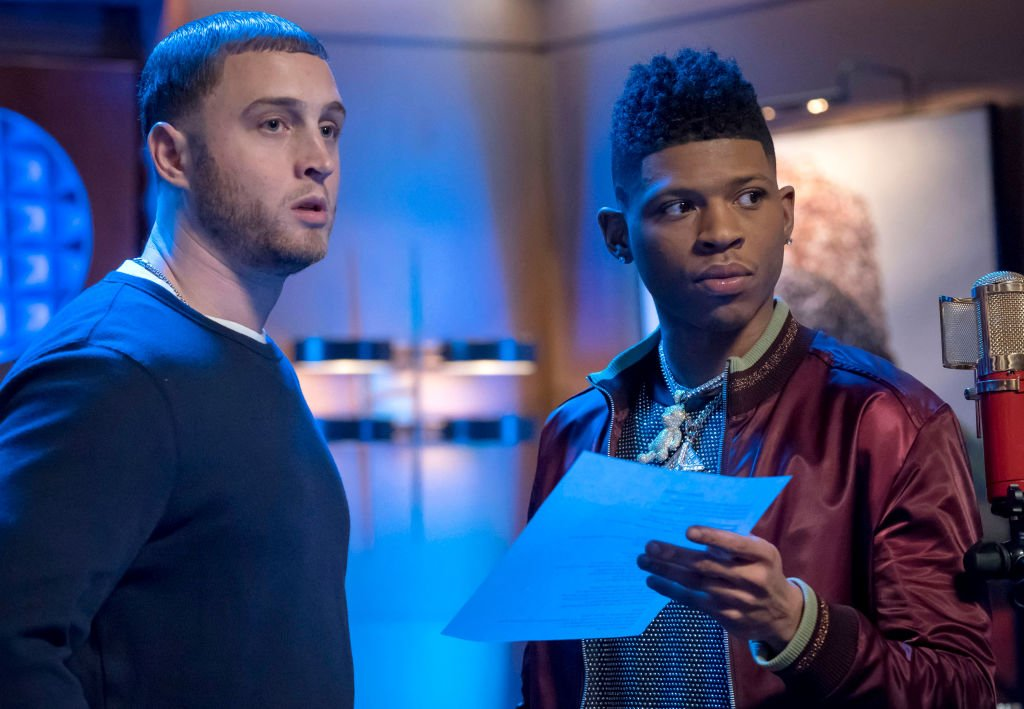 """Chest Hanks and Bryshere Gray in the """"A Lean & Hungry Look"""" episode of """"EMPIRE"""" airing Wednesday, May 2, 2018   Photo: GettyImages"""