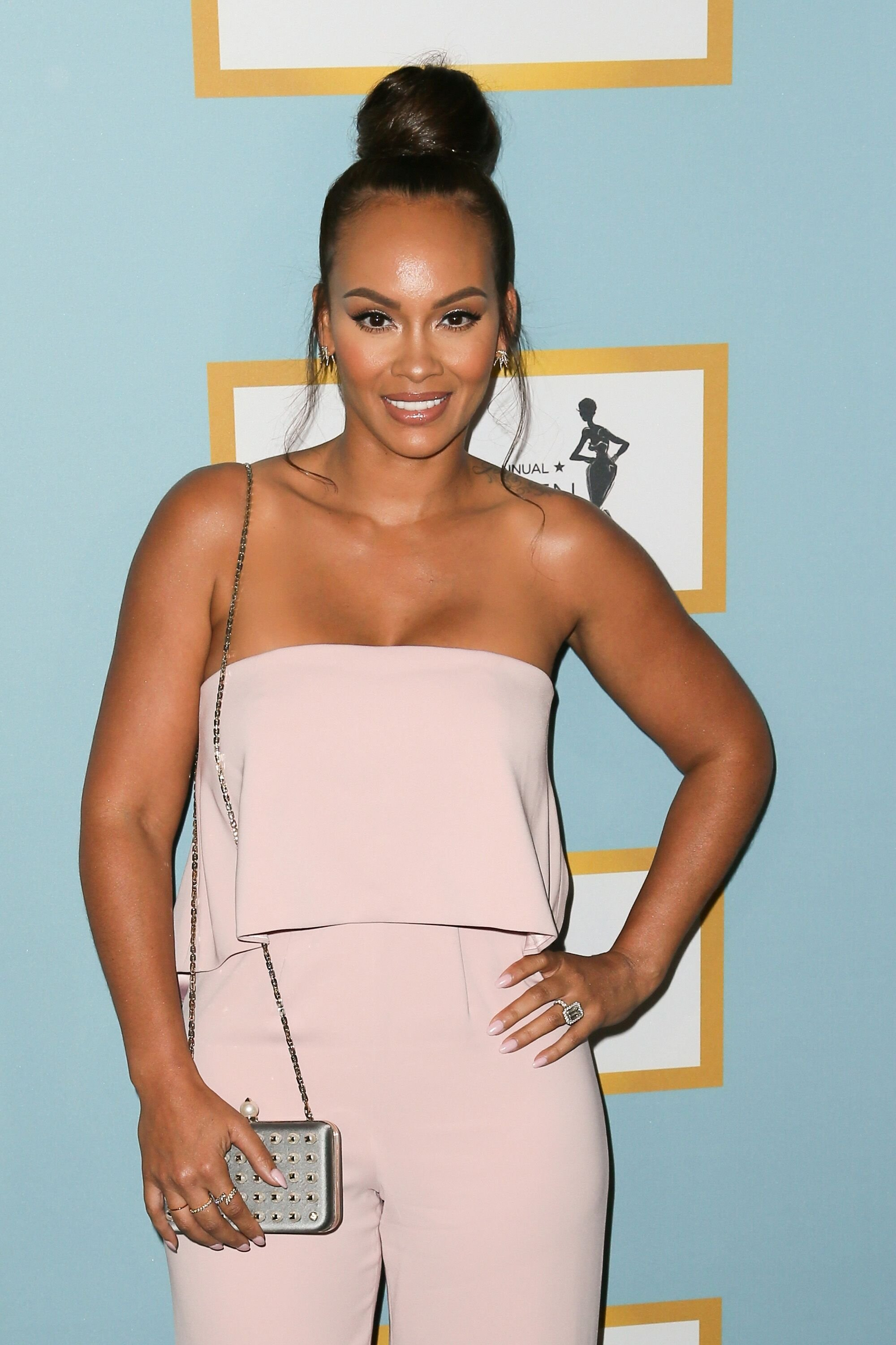 """Basketball Wives"" star Evelyn Lozada/ Source: Getty Images"