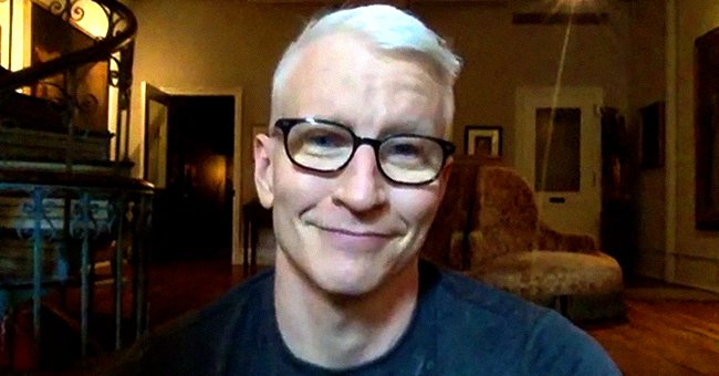 Anderson Cooper Says Welcoming Baby during COVID-19 Pandemic Is Scary