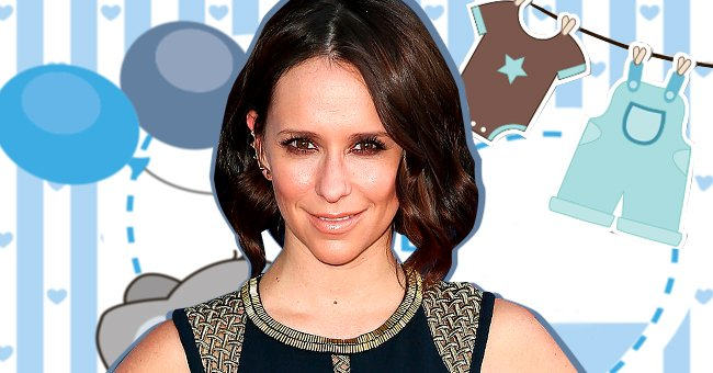 Jennifer Love Hewitt attends the CBS, The CW, Showtime & CBS Television Distribution's 2014 TCA Summer Press Tour Party at Pacific Design Center on July 17, 2014 in West Hollywood, California   Photo: Getty Images