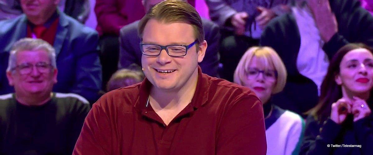 """""""Je suis un cœur occupé"""" : Benoit, vainqueur des 12 coups de midi, se confie sur sa vie privée"""
