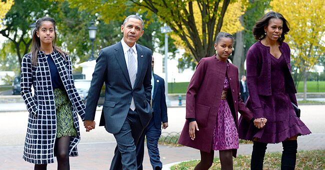 Videos of the Obamas over the Years Show That Some Things Never Change for This Family