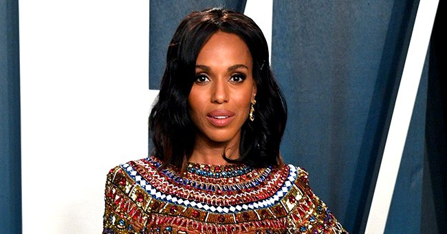 Kerry Washington Flaunts Her Afro on the Cover of 'Town & Country' Magazine – See Her Gorgeous Look