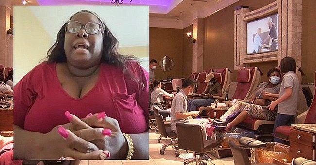 'I Was Humiliated': Woman Is Kicked Out of Nail Salon Because of Her Weight