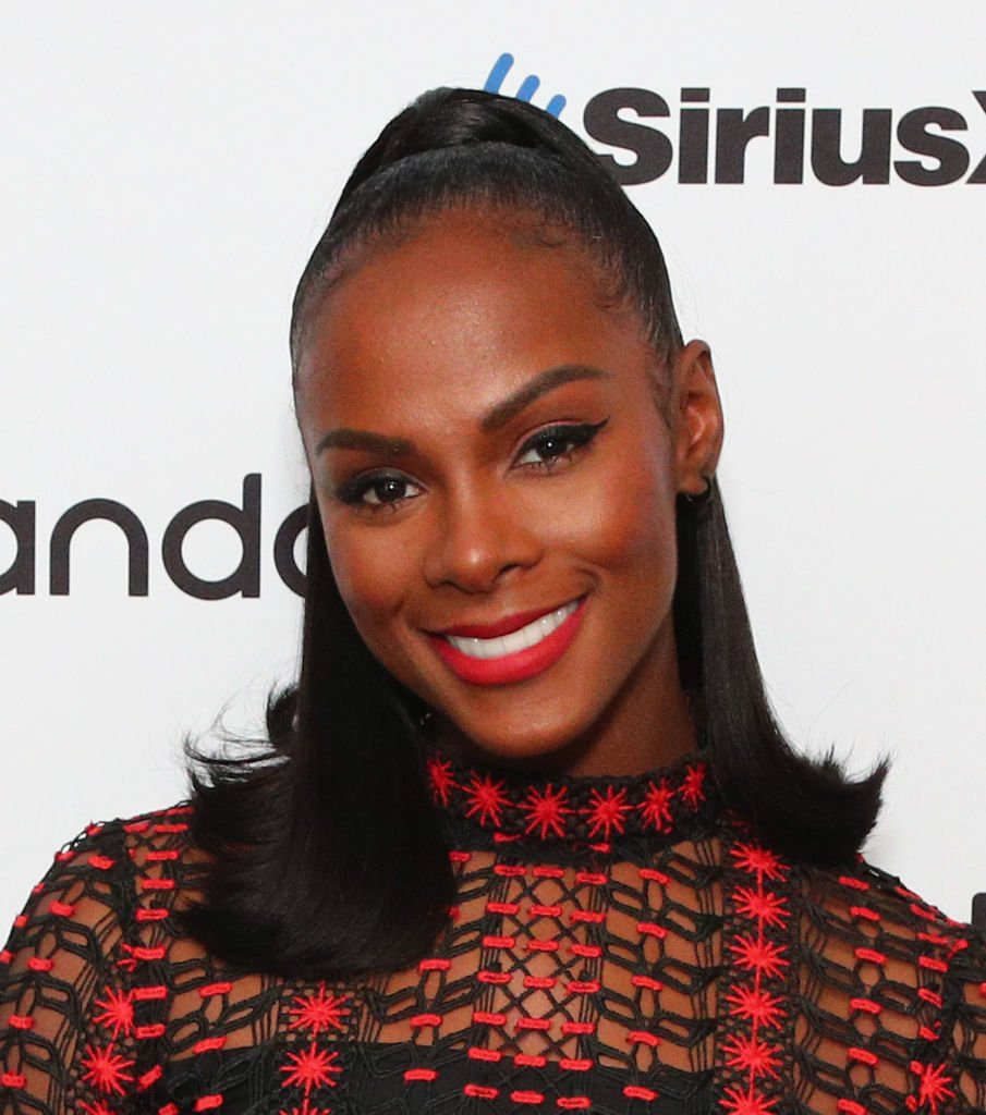 Actress Tika Sumpter visits the SiriusXM studios | Photo: Getty Images