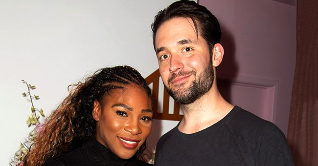 Serena Williams' Husband Alexis Pays Tribute to Wife after Winning Her 1st Title since Giving Birth to Their Daughter
