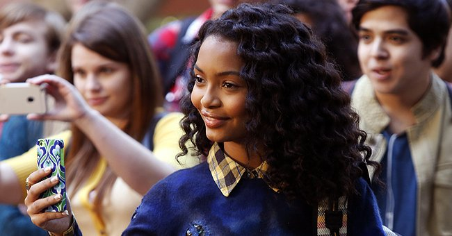 Yara Shahidi of 'Black-ish' Shows Her Beautiful Family in New Photos