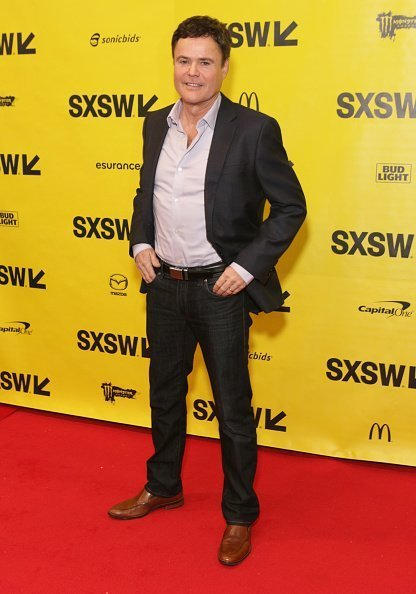 Donny Osmond attends '15,000-year-old Marketing Strategy: Why It Works' during 2017 SXSW Conference and Festivals at Austin Convention Center | Photo: Getty Images