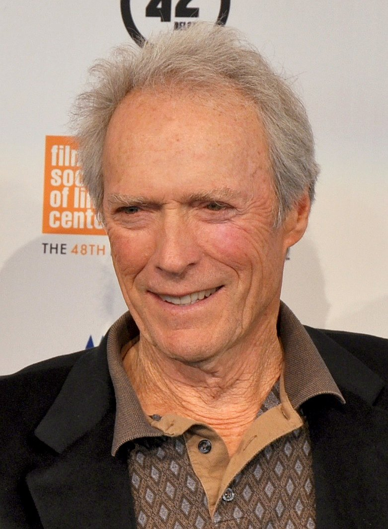 Clint Eastwood at the 2010 New York Film Festival | Photo: Wikimedia Commons