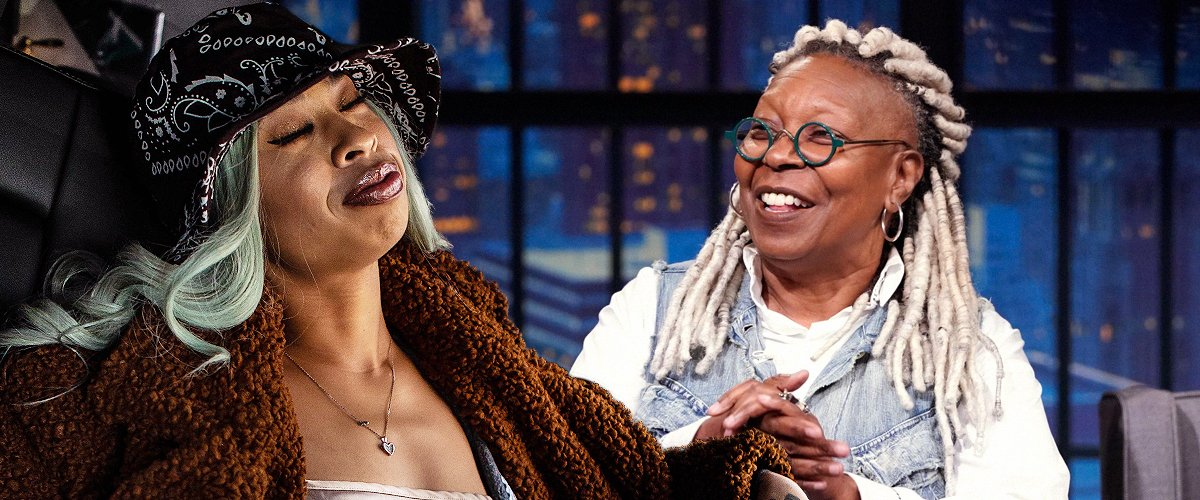 Exclusive: Whoopi Goldberg's Grandkid Amara Said 'The View' Host Is the Mediator in the Family